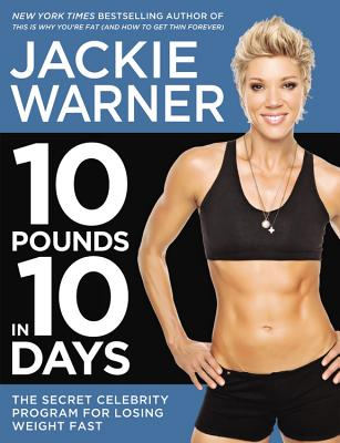 10 Pounds in 10 Days By Warner, Jackie