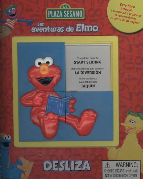 Las Aventuras de Elmo/ Adventures of Elmo By Paradis, Amy